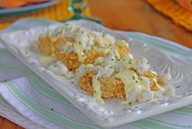 SEAFOOD Recipes WITH CRAB / by Jackie Kasten