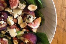 Amanda's Salads / the various salads I've detailed for xoJane #xofood / by Amanda Blum