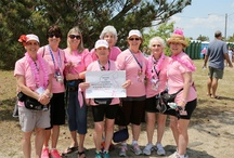 #Breast Cancer Walk / by Adelphi Breast Cancer Program