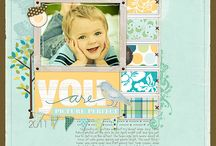 Scrapbooking / by The Organised Housewife