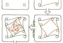 Art Zentangle C / by Sharon Salu