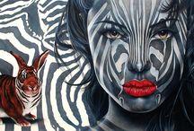Designs / Illustrations /packaging  / by Es Castillo