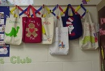 literacy bags  / by Malarie Matsuda