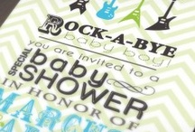 We Did it! Becky's Baby Shower / by Christine Rudnick