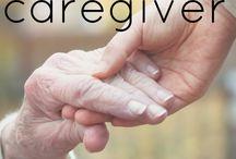 Caregiving / by Cathy Zinter