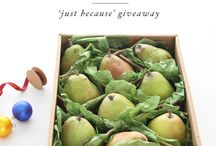 Want to Win Giveaways / by Heidi   FoodieCrush