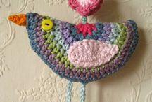 Crochet Love / by Chasity Barnes