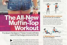 Workout ideas / by Katelin McBride