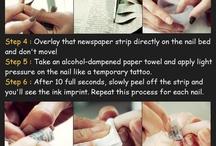 Nails / by Jennifer Dunn Ziemnik