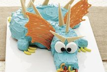 Cake Decorating Ideas for Children / by Mandi