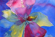 Water Colours / by Kim Marie