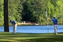 Golf in SC State Parks / by South Carolina State Parks
