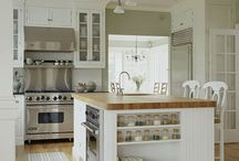 new kitchen / by Cheryl Salter