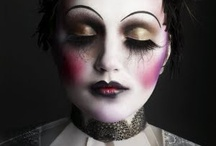 Beauty: Fantasy Makeup / by Dina T.
