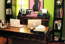 Office Space Ideas / by Cheryl Maksymowski