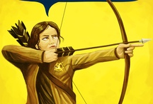 Hunger Games! / by Veronica Clampitt