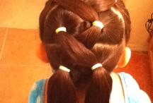Hair Styles For Granddaughters / by Eileen Snyder