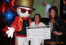 FUN at the Palace / We have so much fun at Palace Casino Resort! / by Palace Biloxi