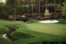Golf / by Danny Barrett