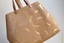Leatha-licious: Purses and Bags / by Saint Salvage