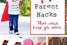 Parenting Hacks / by Jessie Nuez