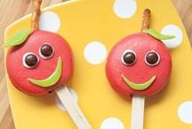 Kid Friendly Food/ Snacks / by Rebekah Howard