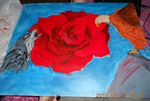 my art / photos, painting, and other stuff ... that is art. / by Rachel Harvey