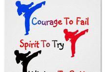 Taekwondo & Martial Arts / by Bianca Batenburg-Snellenburg