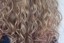Curly Hair Styles / by Nancy Parra