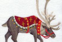 christmas deco / by heidi Lonergan