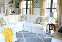 Living Room  / by Katie Allbritton
