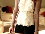 Must have wardrobe / by Kelly Bain