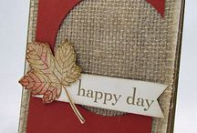 fall cards / by Shawna Foster