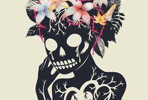 Cemetery Fare: Dia Del Los Muertos / by Steph Orris