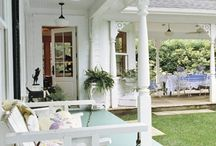 Porch / by Charlotte