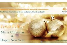 Christmas / by Hotel Riviera -Carcavelos, Lisbon Coast