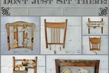 Lots of CHAIRS... / by Laurel Putman @Chipping with Charm