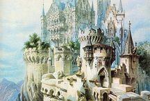 Princess & Castles / by Tejae Floyde