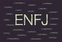 It's a personal thing: ENFJ / by tammyscoast