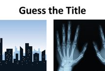 Teen Book Title Puzzles / Every week a new picture puzzle is added. Guess the teen title. #Just4Fun / by Prince George's County Memorial Library