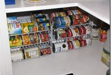 Home: Food Storage / by Jessica Burke