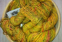 Spinny Yarns / by All Fiber Arts