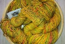 Spinny Yarns / by All Fiber Arts