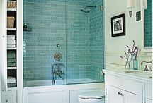 i dream of a NEW bathroom / by Barb Norcross