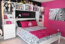 Bedrooms / by myrna fletcher