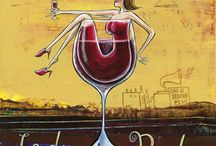 Wine - the Healthy Drink / by Dottie Cordwell