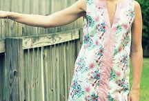 Sewing patterns/ideas / by Cyndi Jacobson
