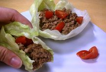 low carb Meals / by Stacy