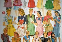 For the Love of Aprons / by Patricia Ruffner