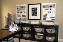 CSI - Scrapbook Rooms / by www.CraftStorageIdeas.com